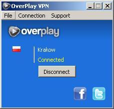 Krakow Proxy Server